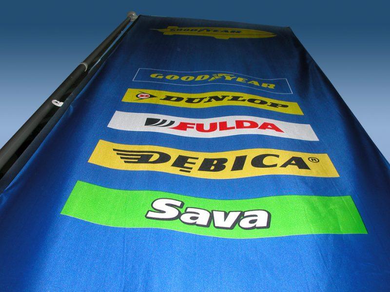 flaga dla Goodyear