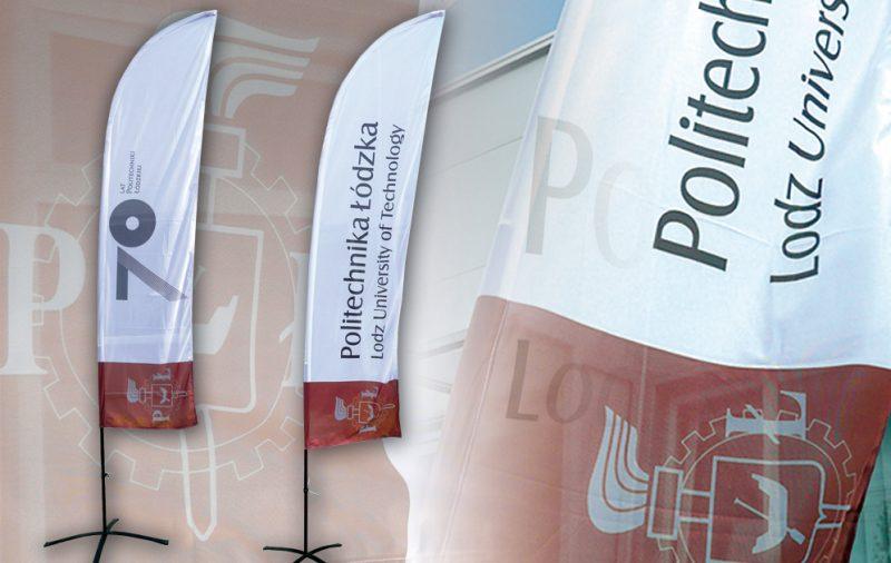 Wingflag Politechnika 60x240